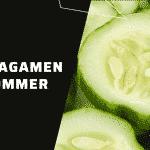 Mogen baardagamen komkommer eten?